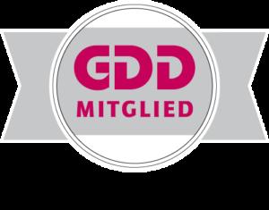 Mitglied der Gesellschaft für Datenschutz und Datensicherheit - GDD